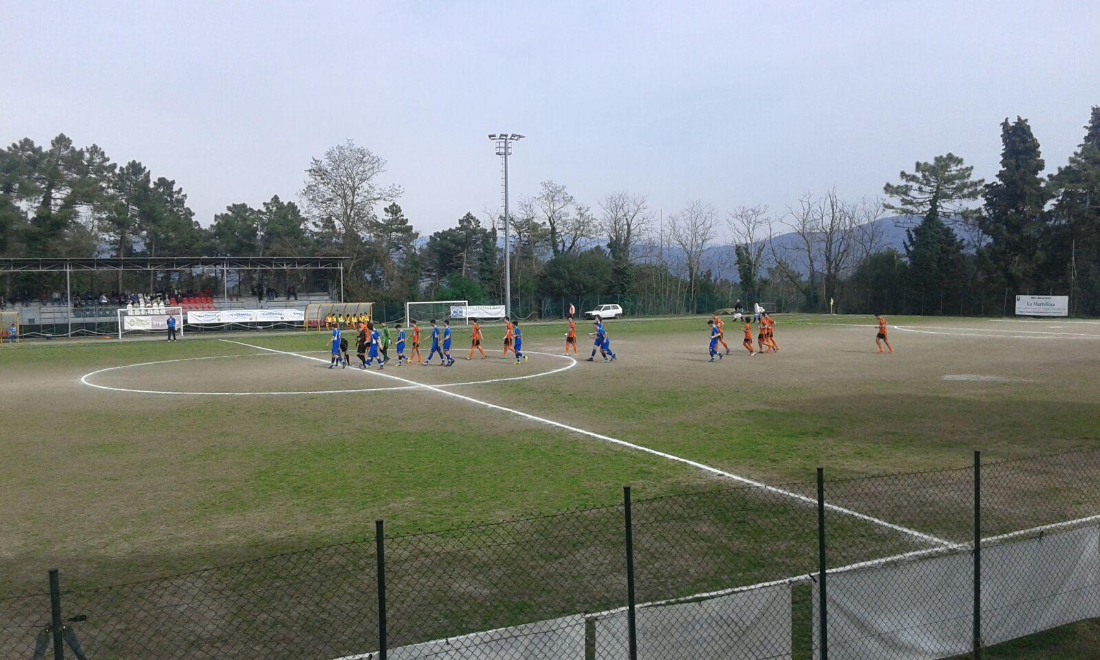 Calendario Juniores Regionali.Juniores Regionali Porta Romana Luco 1 0 Girone D Elite